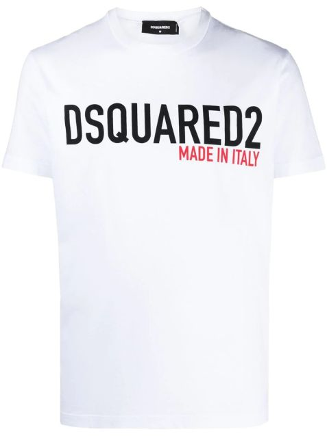 Made in Italy Print T-Shirt